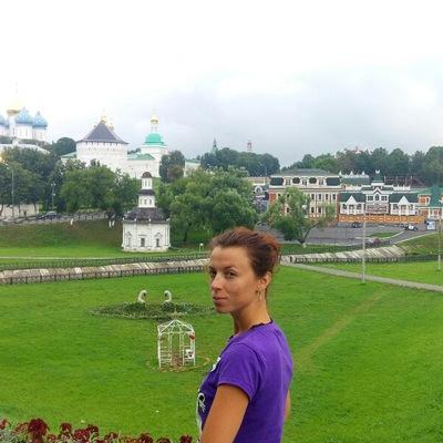 Любовь Оладьина