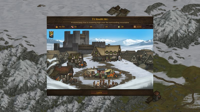 Battle Brothers [v.0.7.0.8] (2015) PC | Steam Early Access - Скриншот 3