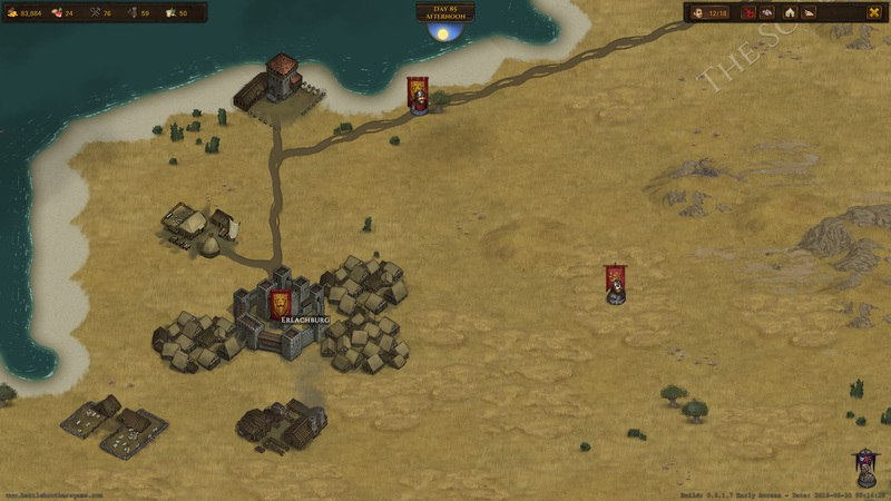 Battle Brothers [v.0.7.0.8] (2015) PC | Steam Early Access - Скриншот 2
