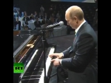 Putin on Piano playing - Dr. Dre ft. Snoop Dogg - Still D.R.E. ?