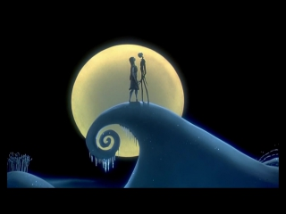 Кошмар перед Рождеством | The Nightmare Before Christmas (1993) We're Simply Meant To Be...