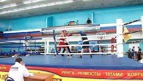 Фото боксирующих спортсменов