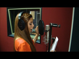 Бразильянка Габриэлла спела