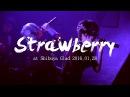 2016.01.28 おやすみホログラム / strawberry @渋谷Glad
