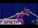 Круто выступают русские гимнастки на олимпиаде