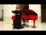 Елена Макарова - голос барокко. Концерт на церемонии передачи в дар Эрмитажу костюмов Е.Образцовой