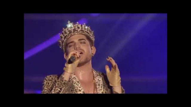 Ynet - Queen's Brian May Adam Lambert - Freddie Mercury is an integral part of the show