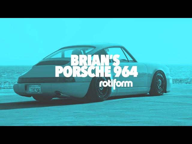 @Rotiform_Brian's Porsche 964