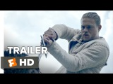 King Arthur Legend of the Sword Official Comic-Con Trailer (2017) - Charlie Hunnam Movie