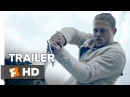 King Arthur Legend of the Sword Official Comic-Con Trailer 2017 - Charlie Hunnam Movie