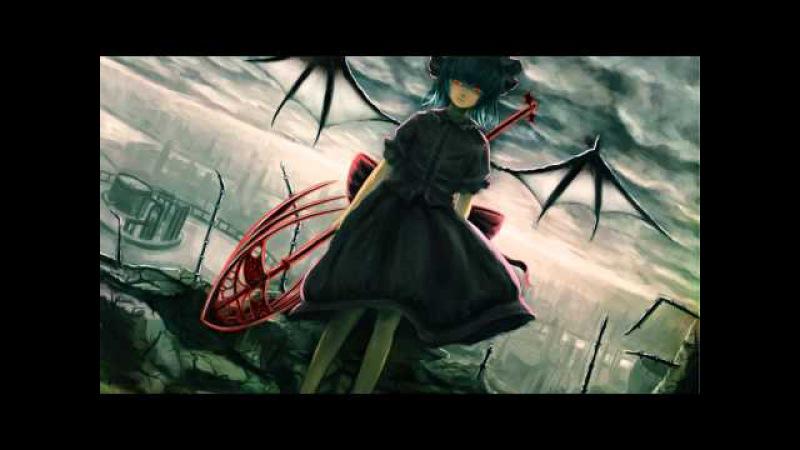 【C80】 東方 Gothic Metal - 不死ナル王女ハ眞紅ノ冥淵ニテ哂ウ