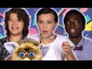 """The Cast of """"Stranger Things"""" Review Retro Toys"""