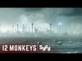 12 Monkeys  Season 3 Trailer at Comic-Con  Syfy