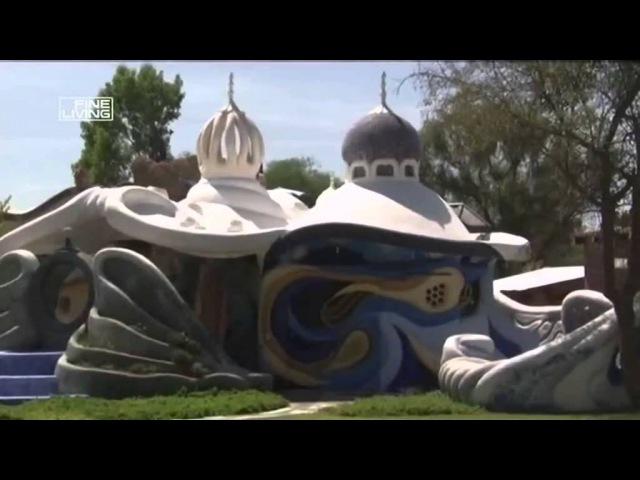 Самые необычные дома в мире, 3 сезон, 4 эп Мексиканский сказочный дом, крошечный г...
