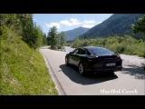 Porsche Panamera 2017 - Test drive