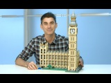 LEGO® Creator - Big Ben 10253 - Designer Video