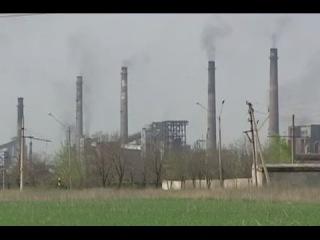 В результате минометных обстрелов на окраине Горловки повреждены 6 частных домов