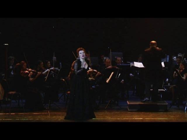 Лидия Кузьмицкая - Болеро Микаэлы (из оперетты Рука и сердце)