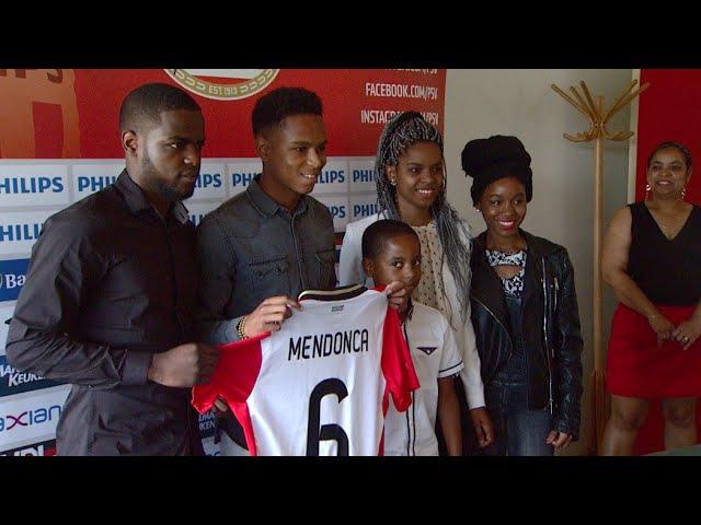 Andrew Mendonca tekent contract bij PSV