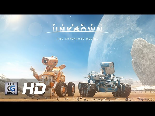 **Award Winning** CGI 3D Animated Short Film: PLANET UNKNOWN - by Shawn Wang