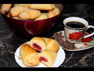 Рецепты пирога на скорую руку с вареньем