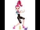 Кукляхи от Женька обзор кукол 47 - Monster High-Джиджи Грантбазовая,13 желаний