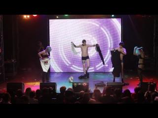 Финальный традиционный конкурс - asian night: k-pop halloween