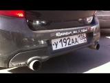 Выхлоп Subaru Sound 4-2-1 Гранта Спорт