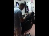 Оформление бороды от Андрея BarberShop
