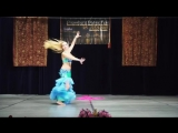 Pressburg Dance Festival 2015- Tóth Roberta raqs sharki 6th place