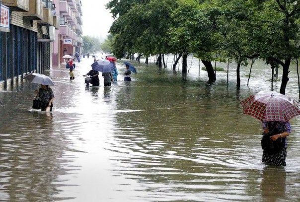 После потопа в Нижнекамске поступило более 40 жалоб на залитые квартиры