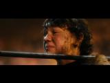 Бард Лучник против дракона Смауга. Смерть Смауга - Последнего дракона в Средиземье. Хоббит: Битва Пяти Воинств.