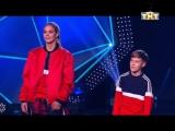 ТНТ-Танцы: Ирина Кононова и Миша Кирин (11.12.2016 )