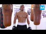 Chris Eubank Jr - Boxing Like a Beast  Muscle Madness