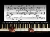 Yardbird Suite - Solo Piano Arrangement