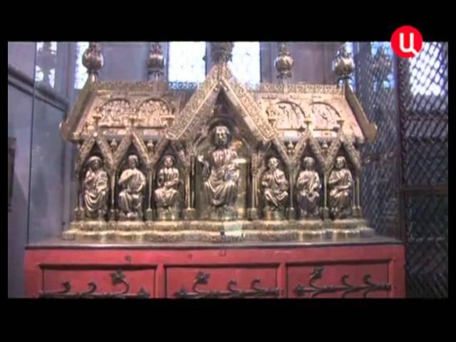Белый ангел Москвы. Документальный фильм о Марфо-Мариинской обители. Часть 1-я » Freewka.com - Смотреть онлайн в хорощем качестве