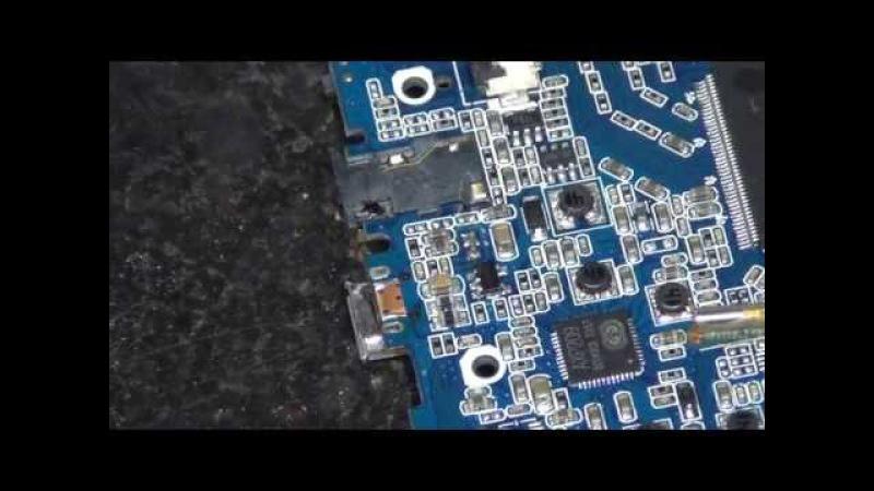 Как надежно припаять гнездо micro usb на планшете или телефоне - Texremont
