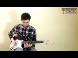 Уроки гитары Киев - Кукушка Виктор Цой гр. «Кино» . SERENADA.IN.UA