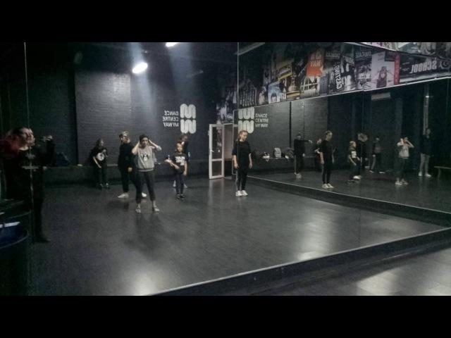 Choreography by Sasha Putilov Brasstracks Say U wont gr 2.2