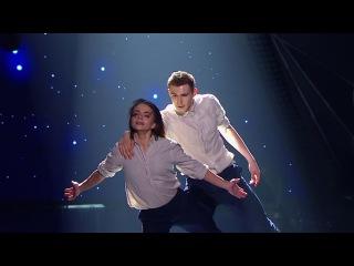 Танцы. Битва сезонов: Никита Орлов и Галя Пеха (James Arthur - Is This Love?) (серия 7)