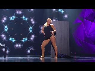 Танцы. Битва сезонов: Анна Тихая (Куку-Шанель - Анджелина Джоли) (серия 7)