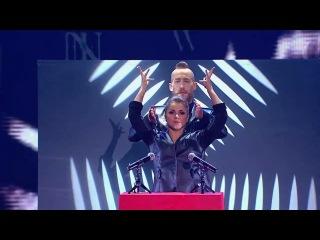 Танцы. Битва сезонов: Юлиана Бухольц и Adam (Neon Jungle - Braveheart) (серия 7)