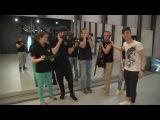 Танцы. Битва сезонов: Антон Пануфник - Съёмочная группа на шашлыках (серия 7)