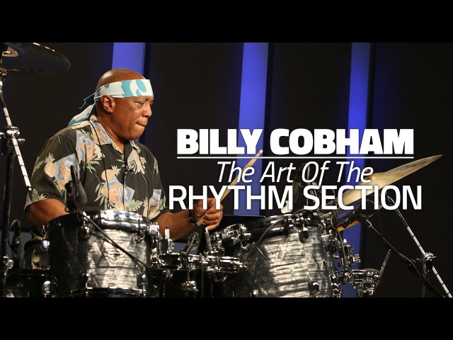 Billy Cobham The Art Of The Rhythm Section - Drum Lesson (DRUMEO)