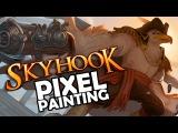 Pixel Painting: The Art of Skyhook Admiral Briggs