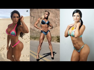 Sexy Brazilian Fitness Models | 2016