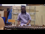 Asso Mounafanyi Stage de Balafon Seydouba Camara 3-10-2015