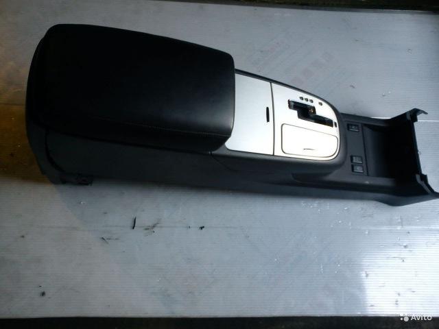 Снимаем подлокотник на ниссан мурано Z51 2010 года Nissan Murano