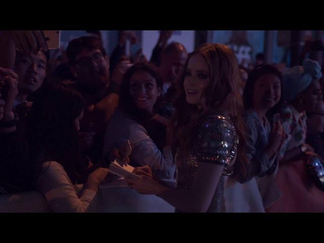Nocturnal Animals: Ellie Bamber TIFF 2016 Movie Premiere Gala Arrival