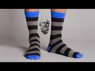 89 как зашить носки невидимым швом - how to sew socks invisible seam